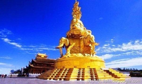 中国十大巨佛景点排行榜,乐山大佛排第六位