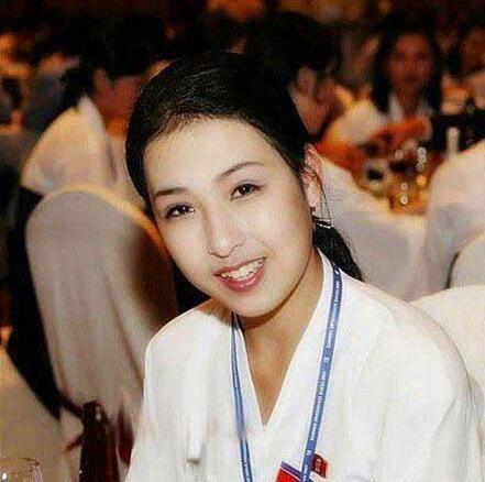 朝鲜第一美女,郑美香(朝鲜五大国宝级美女)