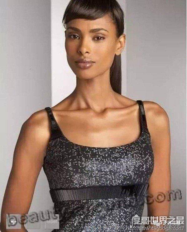埃塞俄比亚美女排行榜,第一美女是莉雅·琦比德