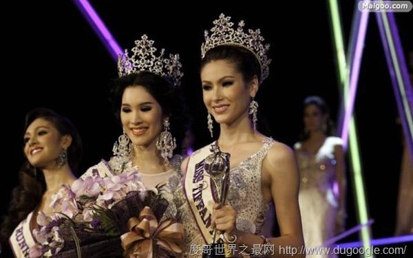 泰国人妖皇后排行榜,泰国最美人妖皇后rose和Poy最出名