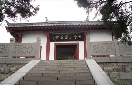 现存最古老的房屋建筑,孝堂山郭氏墓石祠