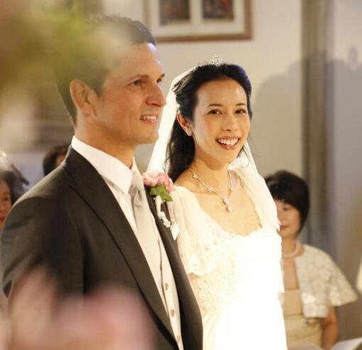 莫文蔚老公Johannes是二婚,为了初恋甘心当后妈