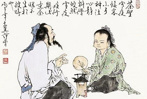 中国最早的茶叶专著《茶经》