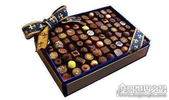 世界十大巧克力品牌,瑞士莲入口就能融化(吃一块就会爱上)