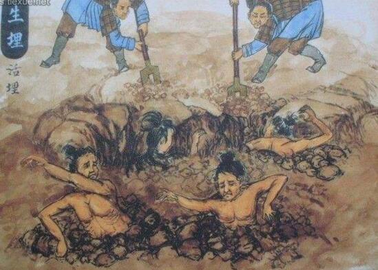 中国十大古代刑罚,骑木驴活剥皮简直惨无人道(附图)