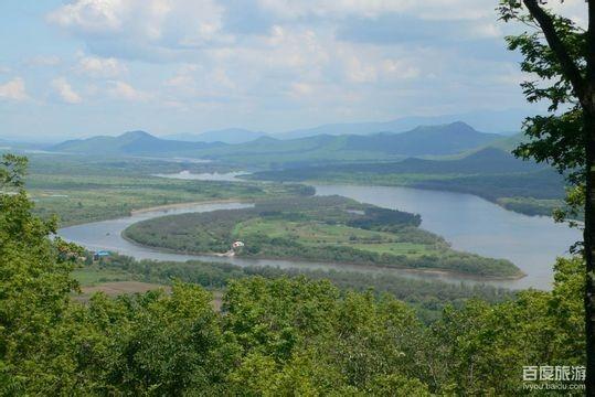 中国最大的淡水界湖 兴凯湖