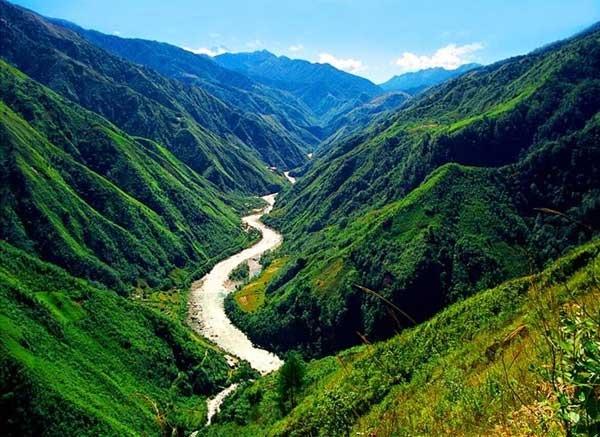 中国最美的十大峡谷