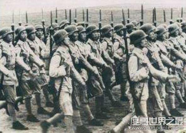 国民党十大王牌军,都为八年抗战做出巨大贡献