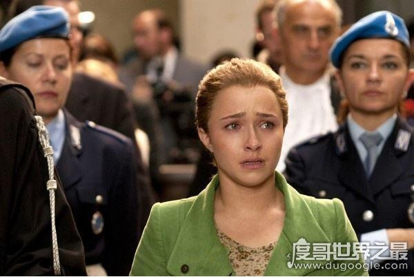 天使杀手阿曼达·诺克斯,杀人入狱后却被无罪释放
