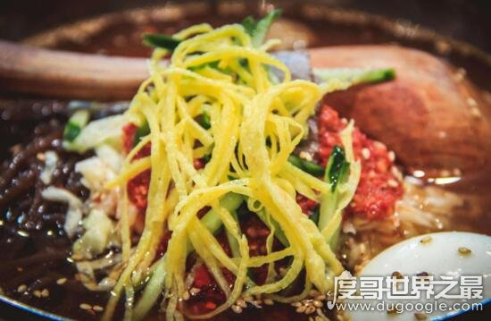 中国十大面条排名,兰州牛肉面被誉为中华第一面