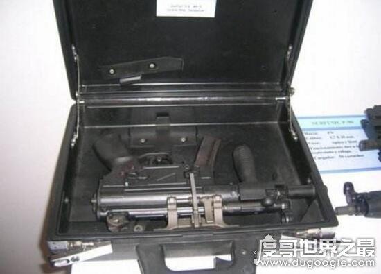 十大精巧间谍枪,在毫无防备时瞬间取人性命