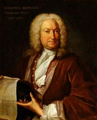 约翰•伯努利 瑞士数学家