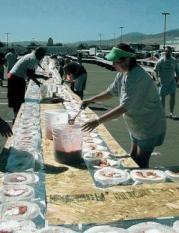 世界最长的玉米卷饼