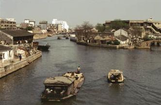 世界上最长的运河