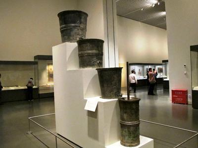 世界最早的铜壶滴漏 元代铜壶滴漏