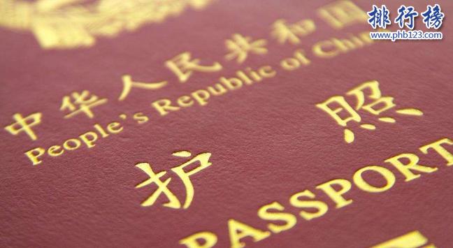 2018中国护照免签、落地签国家一览