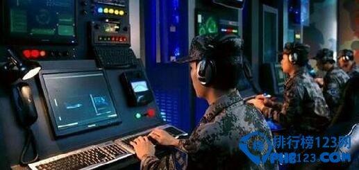 最有前途的十大高科技武器排行榜,信息战也悄然上线