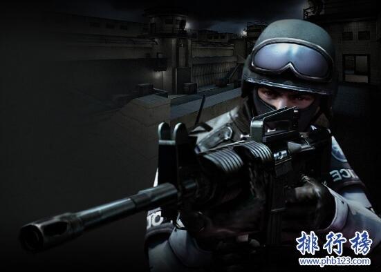 2017上半年中国飞行射击类手游排行榜