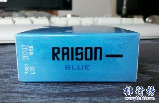 RAISON(韩国猫)烟价格表图