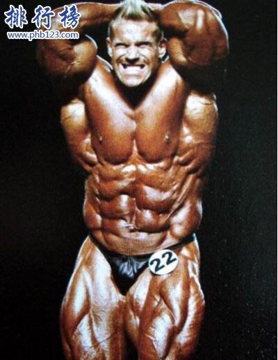 世界最强壮的人排名:第一名让施瓦星格甘拜下风(奥赛健美八连冠)