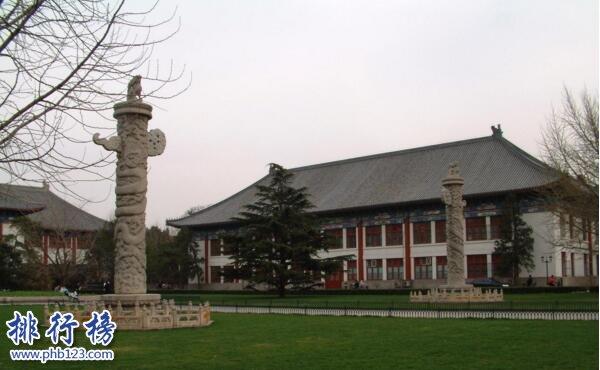2017-2018理学类专业大学排名:北京大学第一,清华大学仅排第四