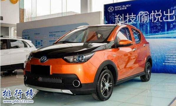 2017年全球新能源汽车销量排行榜:北汽EC系列夺冠,知豆比亚迪上榜