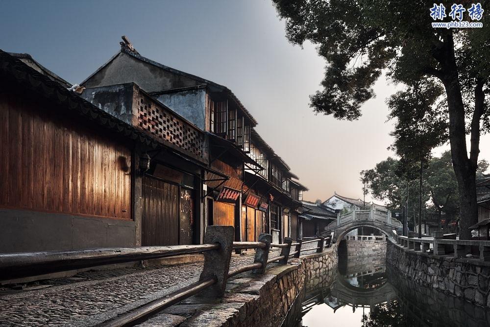 江南十大古镇排名,好玩的江南古镇有哪些?