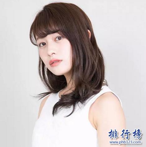 2017年日本最美女大学生