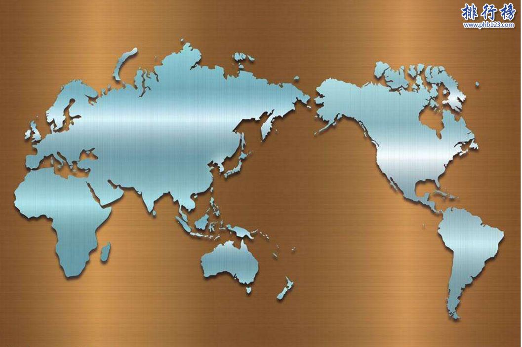 【完整榜单】世界国土面积排名2018 最新230个世界国家面积排名