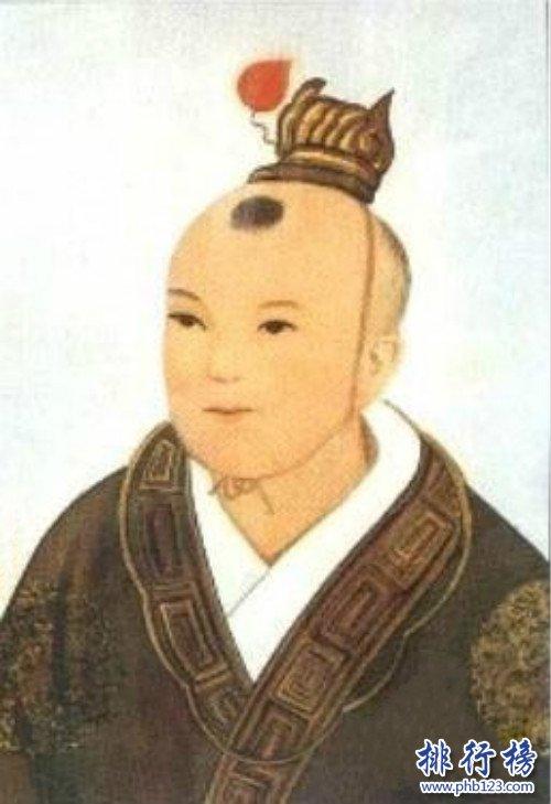 中国历史上寿命最短的皇帝,汉殇帝刘隆(年仅一岁)