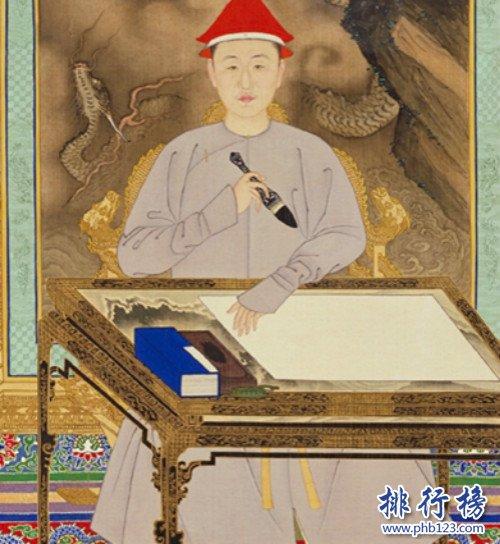 中国历史上最长的皇帝,康熙(八岁登基在位61年)