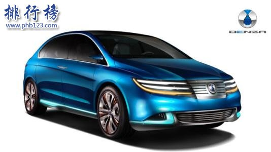 纯电动汽车排名:特斯拉Model S排名第一