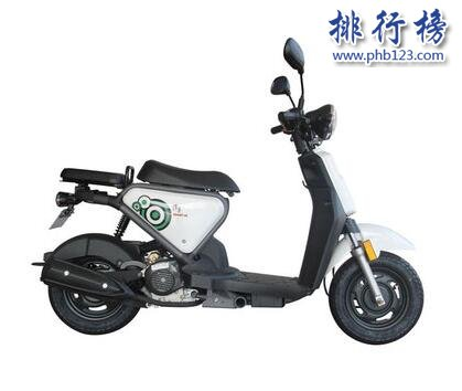 什么牌子的踏板摩托车好?踏板摩托车十大品牌排行榜推荐
