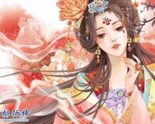 中国古代四大妖女:第一位挖心砍脚剖腹祸国殃民