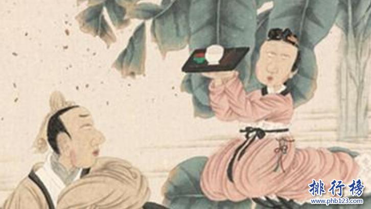 中国古代四大丑女:第一长得丑智慧大发明镜子,第二40嫁给齐王当后