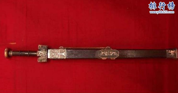 中国四大名剑
