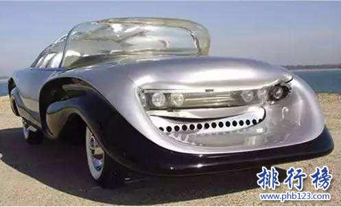 盘点全球十大最丑车型
