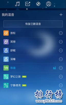 睡眠app排行榜