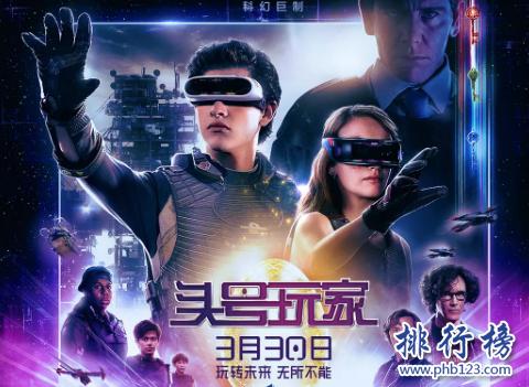 2018科幻片最火的十部