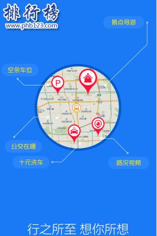 导航app排行榜