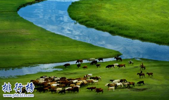 中国好玩的地方有哪些?中国旅游必去十大景点排行榜