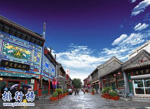 北京最有特色的胡同有哪些?北京十大胡同排行榜
