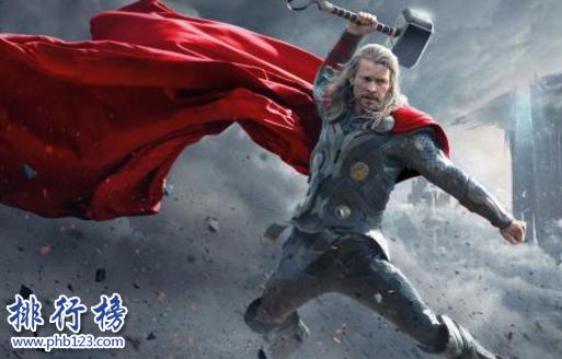 最强大的漫威超级英雄是谁?复仇者联盟实力排行榜top10