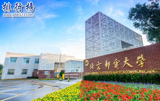 北京邮电大学世界排名