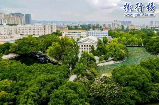 广西大学世界排名