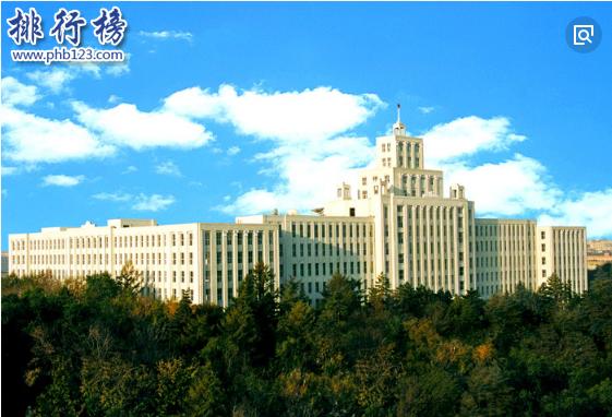 东北林业大学世界排名