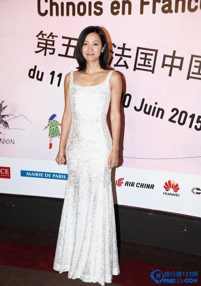 中国最性感的女明星排行榜 中国大骨架性感女星有哪些
