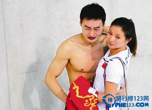 盘点奥运会十大情侣运动员!