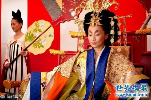 中国历史上十大最神奇的预言,武则天的两次灵异预言