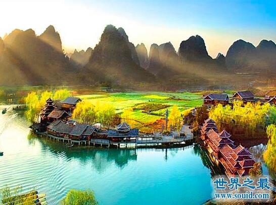 中國十大風景名勝,國內絕佳旅游景點